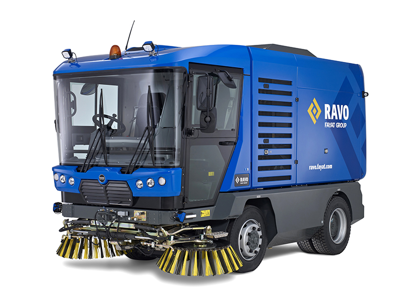 Ravo 5 series - Cubex Equipment